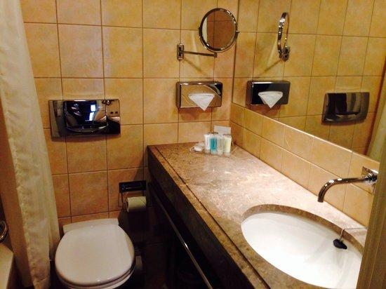 Copenhagen Admiral Hotel : Banheiro