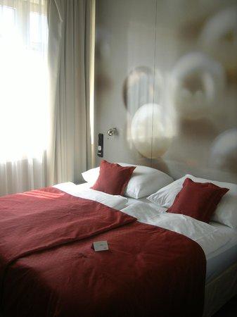 Perla Hotel: Foto della camera