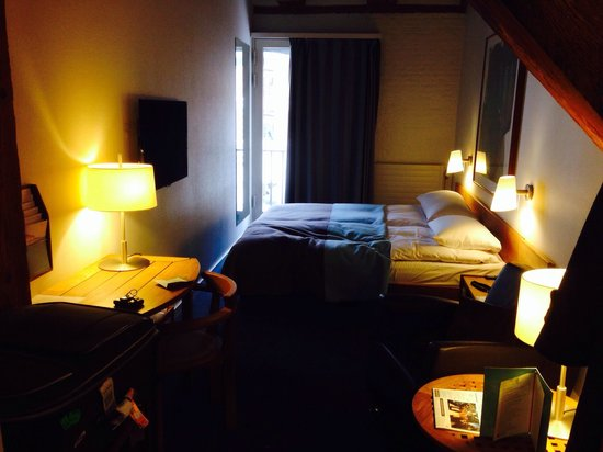 Copenhagen Admiral Hotel : Quarto