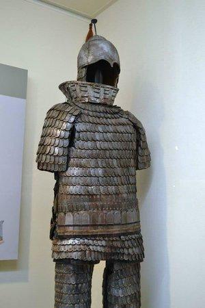 Monumento de Guerra de Corea: Armor