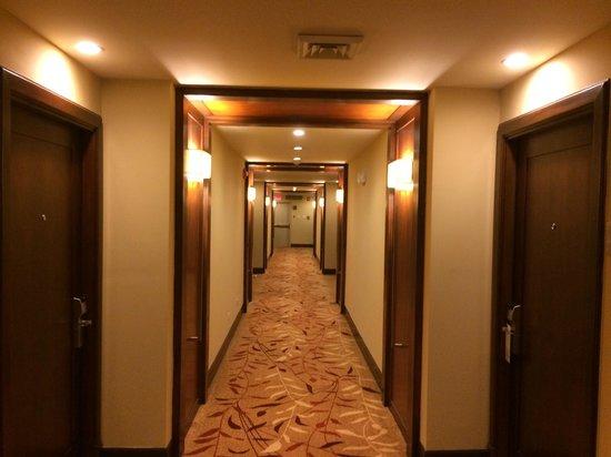 Panama Marriott Hotel: Pasillo
