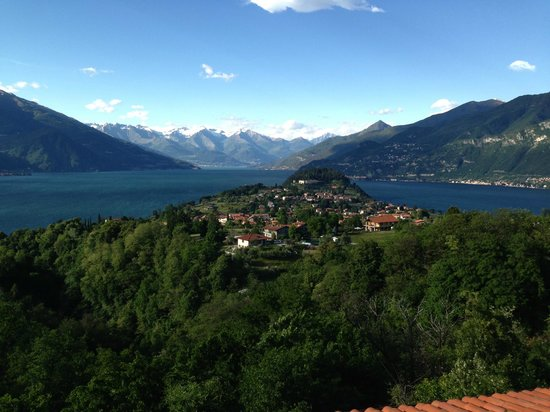 Hotel Il Perlo Panorama: Gorgeous views