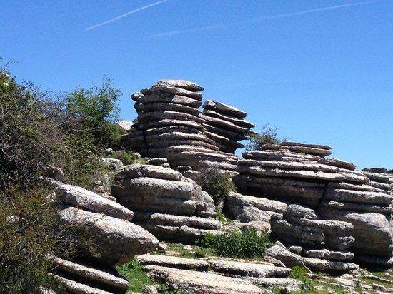 Parque Natural El Torcal: Rock Formations