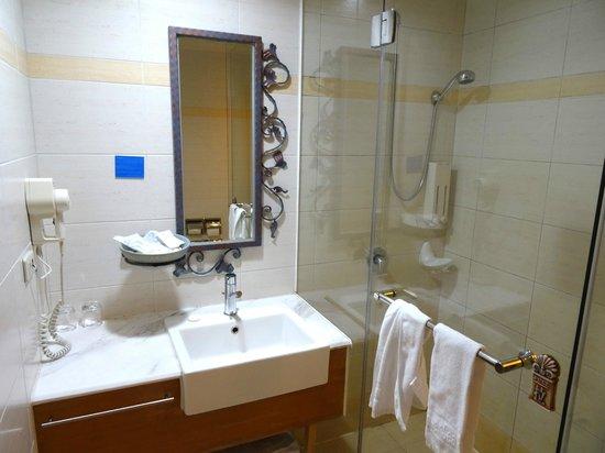 La Flower Sea Resort Danshui : Bathroom
