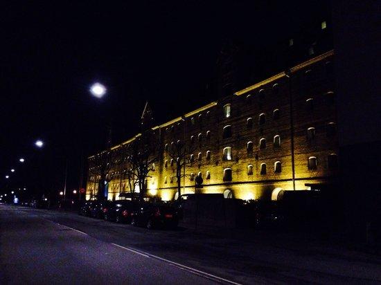 Copenhagen Admiral Hotel: Fachada