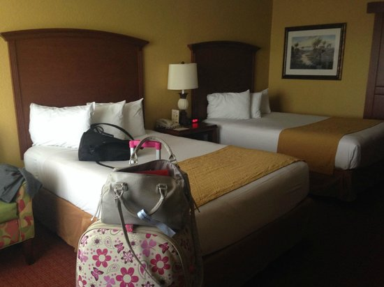 Rosen Inn at Pointe Orlando : Room 1509