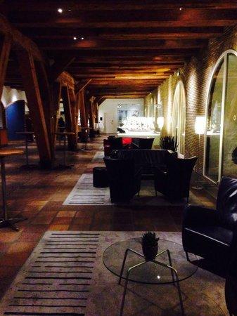 Copenhagen Admiral Hotel: Dependências