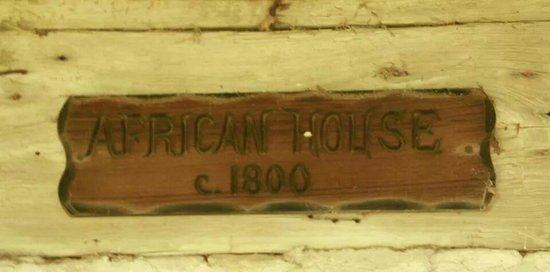 Melrose Plantation: African House