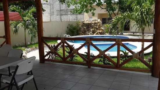Hostel Agua Viva: Palapa