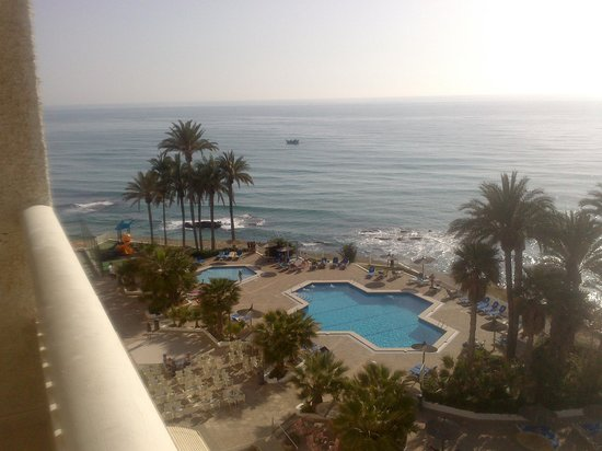 Servigroup La Zenia : view from room