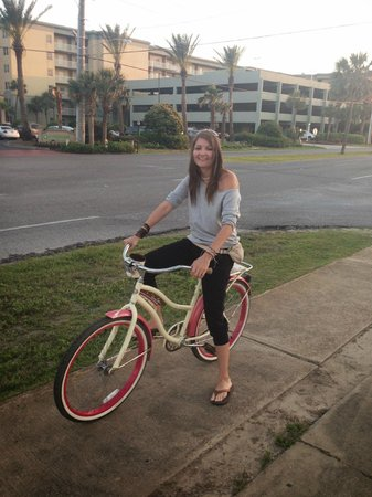 Wyndham Garden Fort Walton Beach Destin : Free Bicycle Rentals