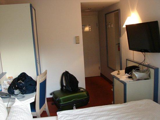 Carat Hotel & Apartments München: Habitación 3 planta