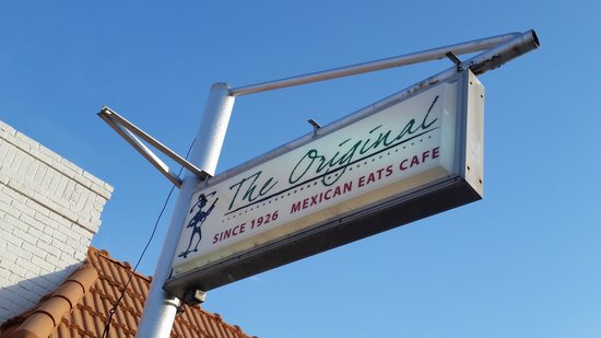 Original Mexican Eats Cafe