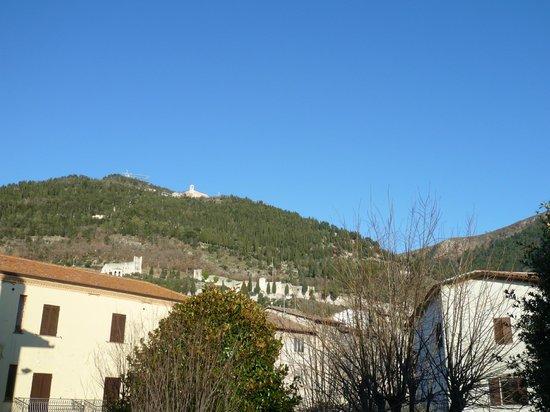 Hotel San Marco: Vista dal terrazzo della camera