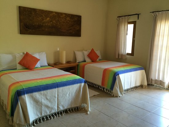 Hotel Tripui: Double room