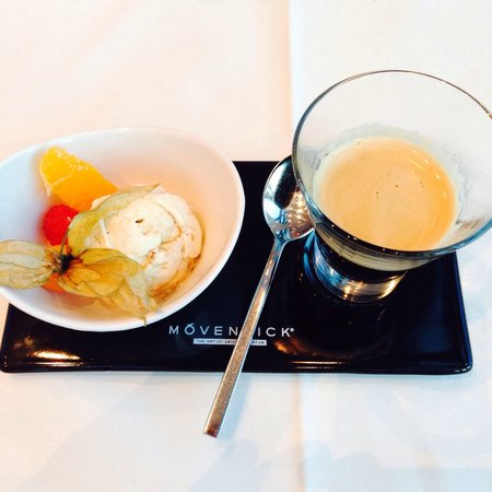 Restaurant Filou: Kaffee duo