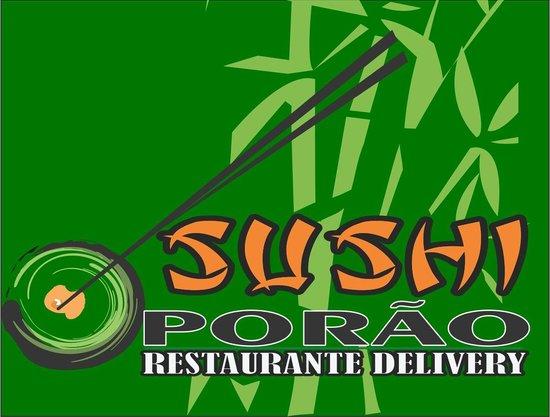 Sushi Porão: logo
