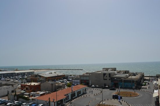 See The Sea: View from Rooftop