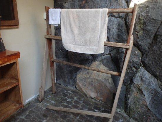 Le Manumea Hotel: Badezimmer