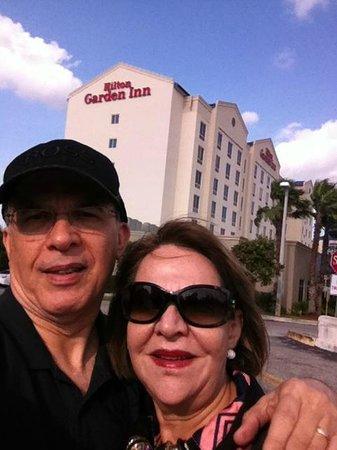 Hilton Garden Inn Miami Airport West: edifício hotel