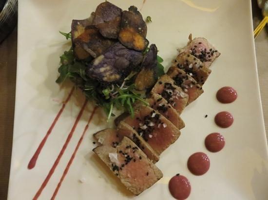 La Azotea : yummy tuna