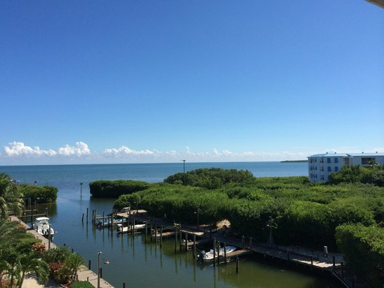 Ocean Pointe Suites at Key Largo: What a view!