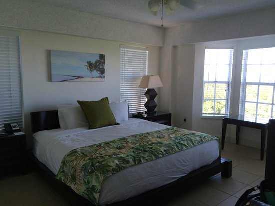 Ocean Pointe Suites at Key Largo: Slept like a baby