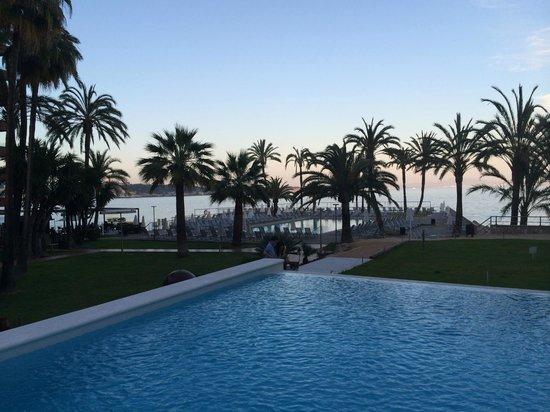Hotel Riu Palace Bonanza Playa : piscine