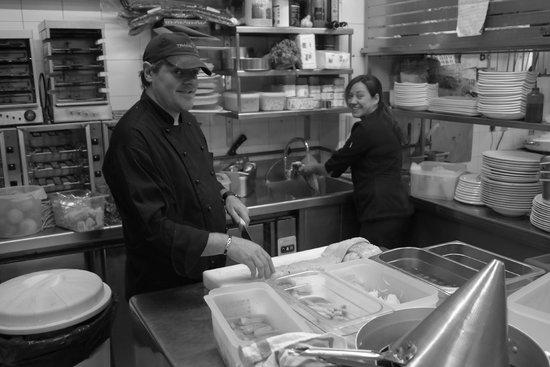 ubarrechena: Alegria en la cocina