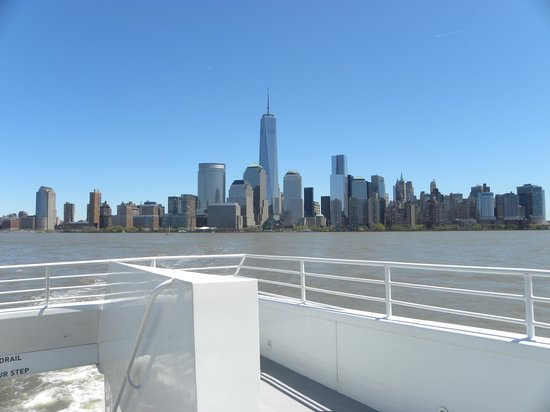 Candlewood Suites Jersey City: Fähre Richtung Manhattan