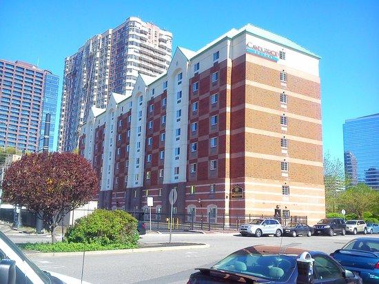 Candlewood Suites Jersey City: Aussenansicht  Riverside