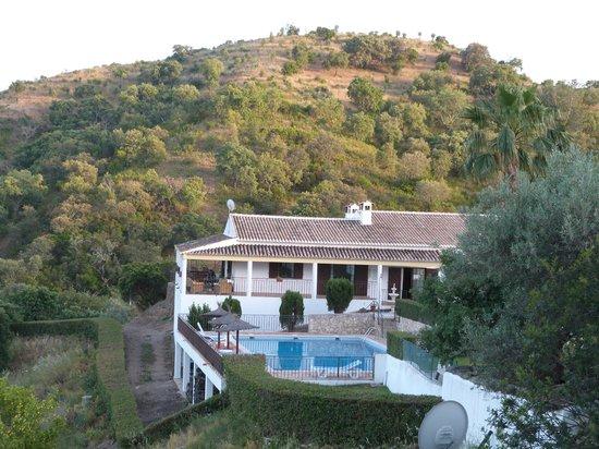Herdade da Corte: hotel and surroundings