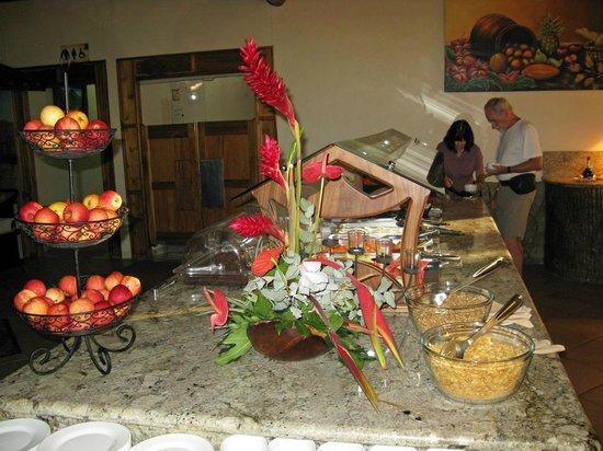 Los Lagos Hotel Spa & Resort : Frühstücksbüffet