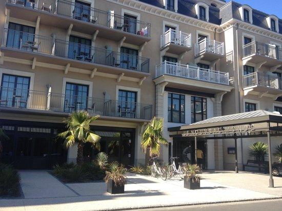 Hotel Le Nouveau Monde: Séjour Parfait