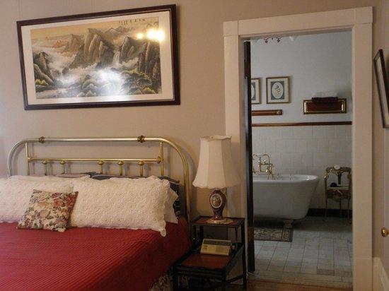 Lehmann House Bed & Breakfast: Presidents' Room