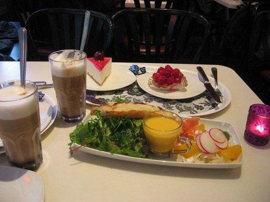 Karl Fazer Cafe : Вкусняшки