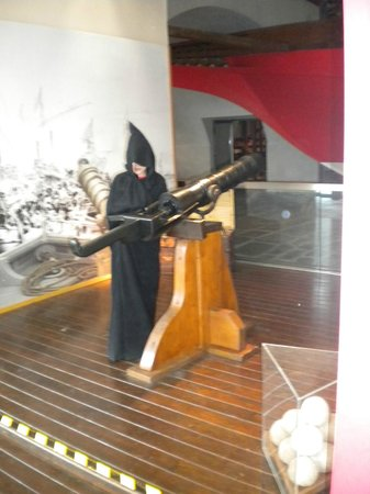 Galata Museo del Mare : В музее можно и переодеваться