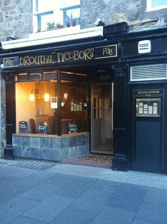 Drouthy Neebors Bar