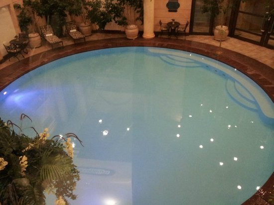Michelangelo Hotel: Swimming Pool (indoor, heated) and is close to the Gym