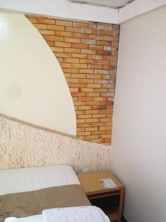 Natal Dunnas Hotel: Infiltração
