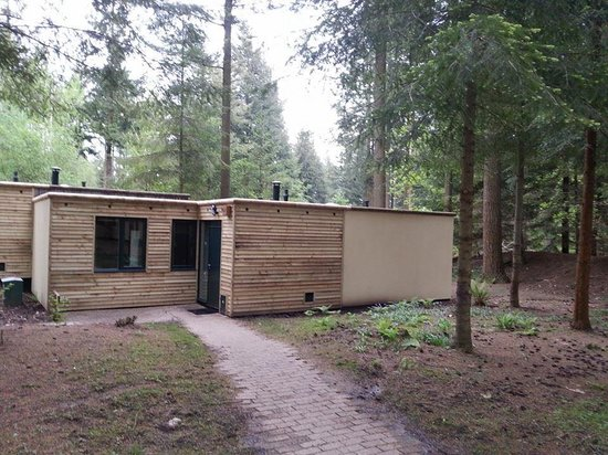 "Center Parcs Longleat Forest: 2 bed ""Woodland Lodge"""