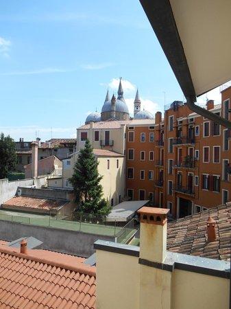 Al Fagiano: Vista dalla camera