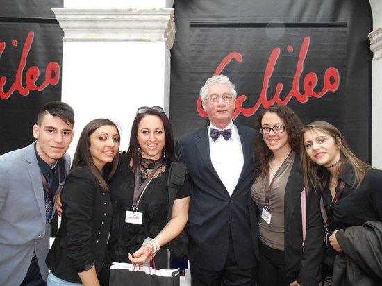 Al Fagiano: Premio Galileo