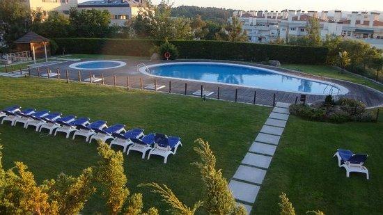 Montebelo Viseu Hotel & Spa: Piscinas