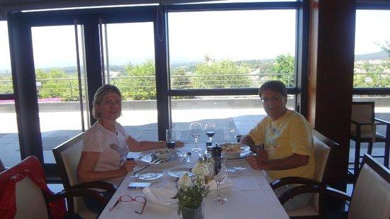 Montebelo Viseu Hotel & Spa: Salão refeições