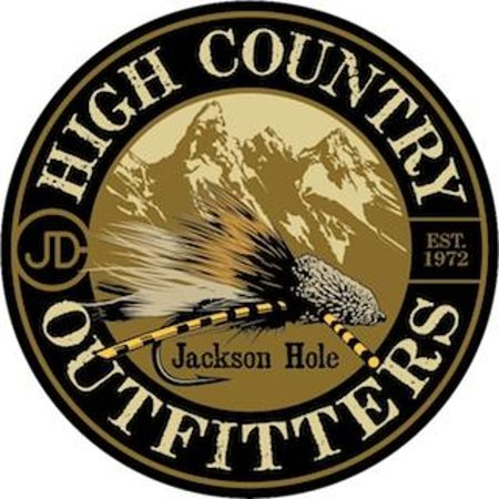 JD High Country Outfitters fishing logo