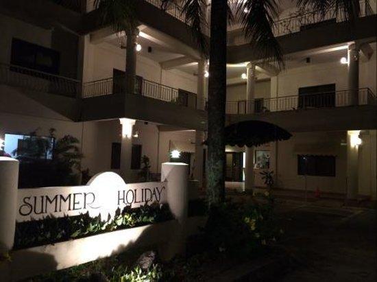 Summer Holiday Hotel: わかりにくい場所