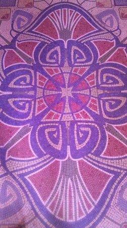 Teatro da Paz: floor