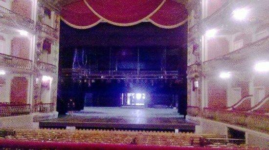 Teatro da Paz: stage