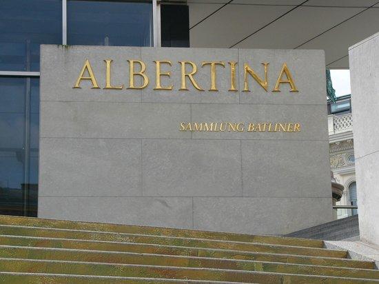 Entrata Museo Albertina